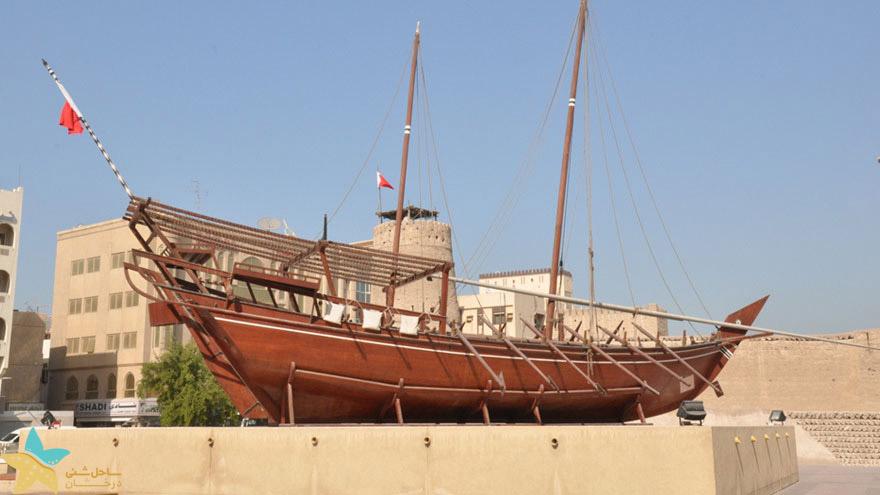 موزه دبی - جاذبه های گردشگری دبی