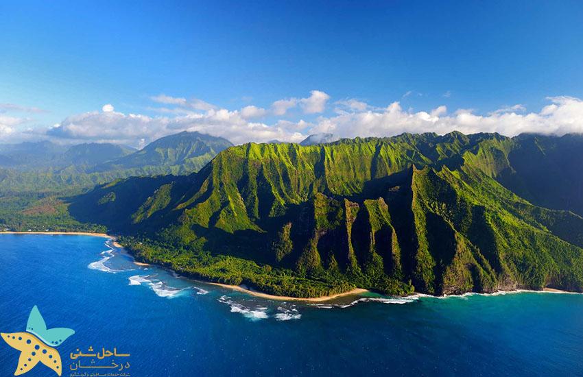 هاوایی - جاذبههای گردشگری آمریکا
