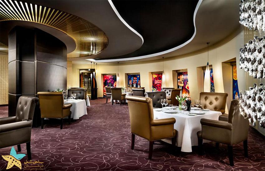 رستوران هتل فیرمونت دبی