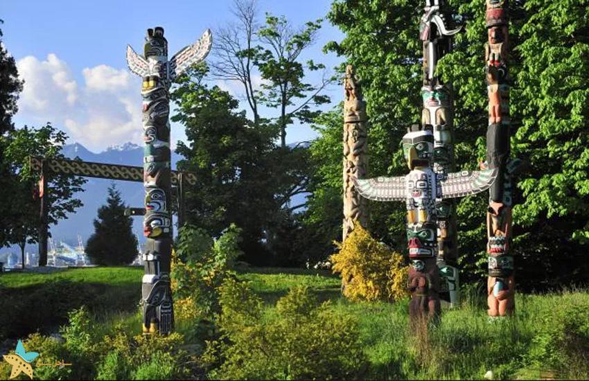 پارک استنلی ونکوور (3)