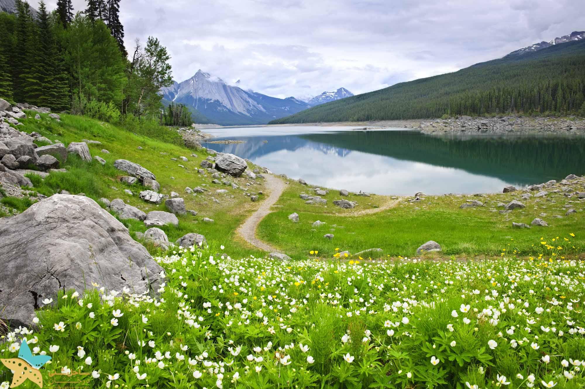 پارک ملی بنف، جاذبههای گردشگری کانادا