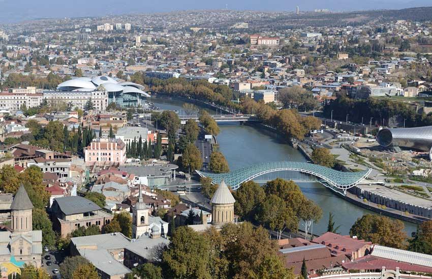 پل صلح گرجستان