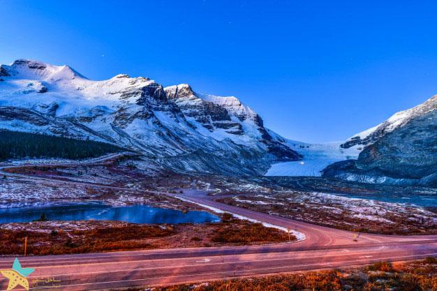 یخچال طبیعی آتاباسکا ، جاذبههای گردشگری کانادا