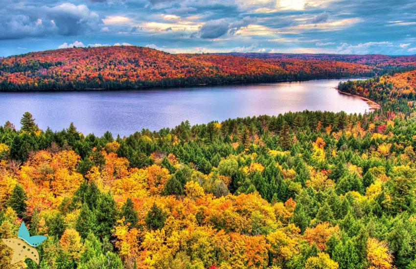 پارک ایالتی آلگین کویین | سفر به کانادا