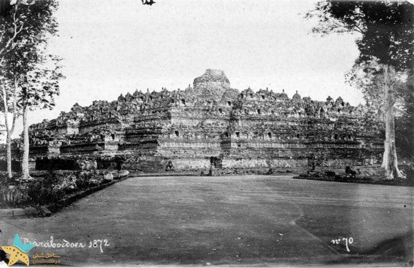 Borobudur Temple (1872)