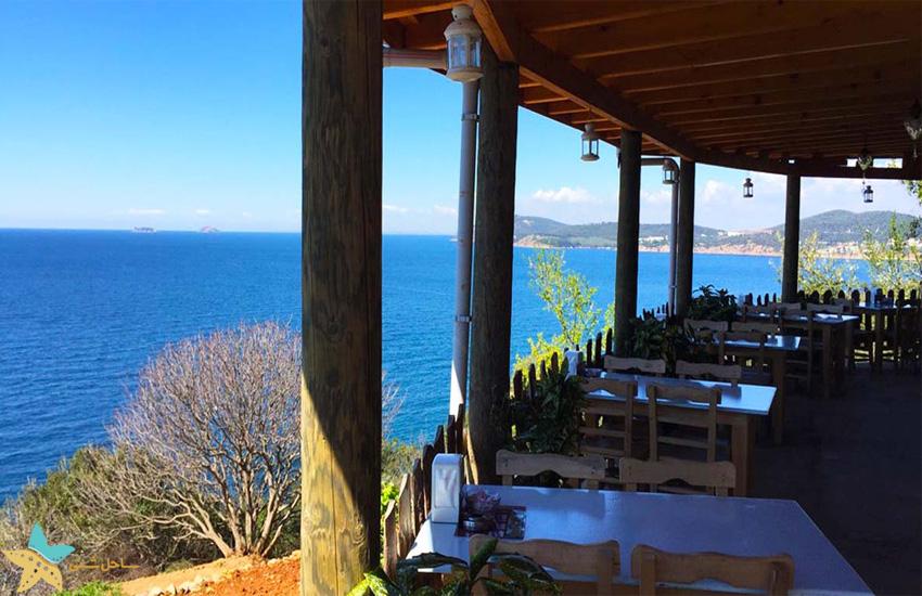 رستوران Eskibağ Terrace