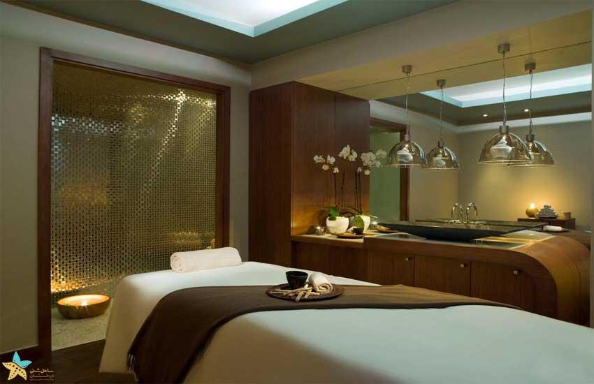 اتاقهای هتل گراند حیات استانبول