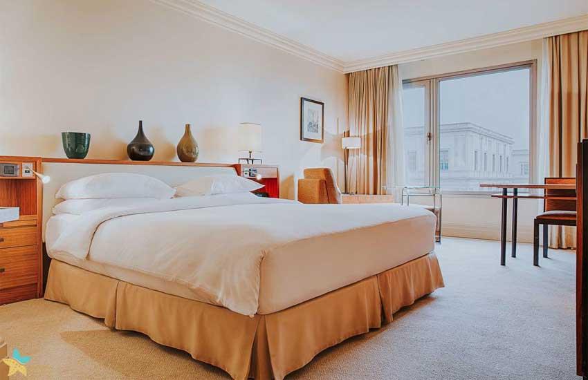 هتل گراند حیات استانبول