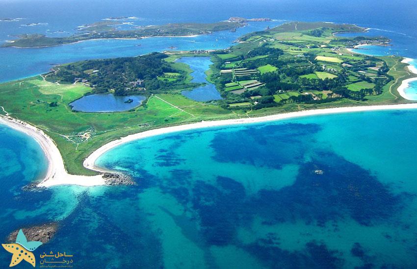 طبیعت انگلیس | جزایر سیلی