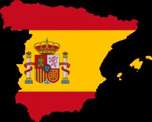 اسپانیا نقشه