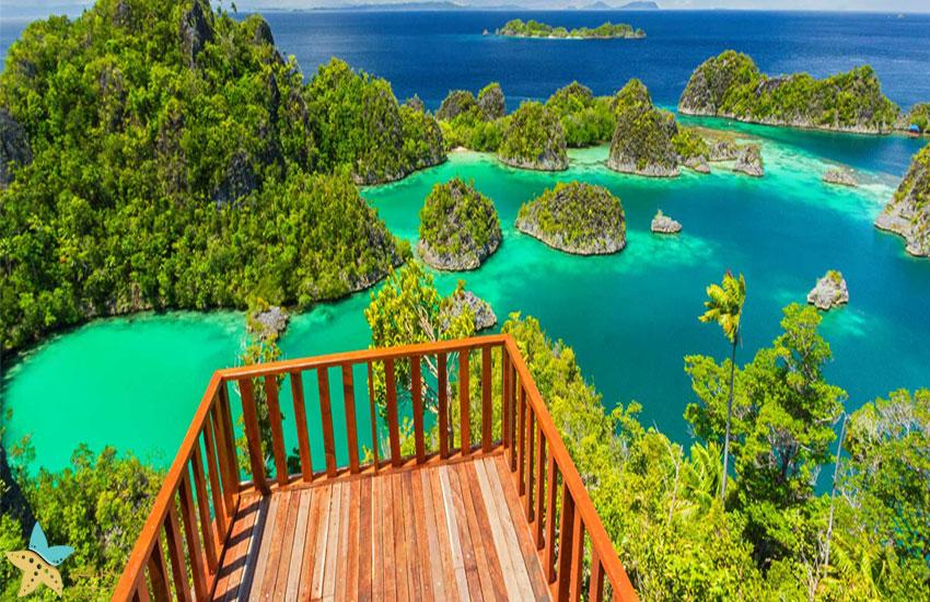 جزیره Pianemo