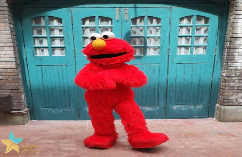 Sesame Street Character