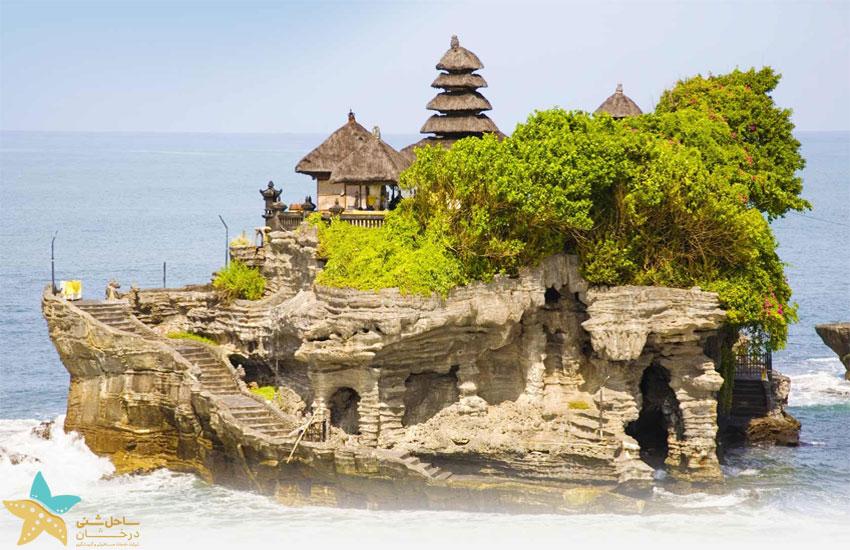 معبد تانالوت اندونزی
