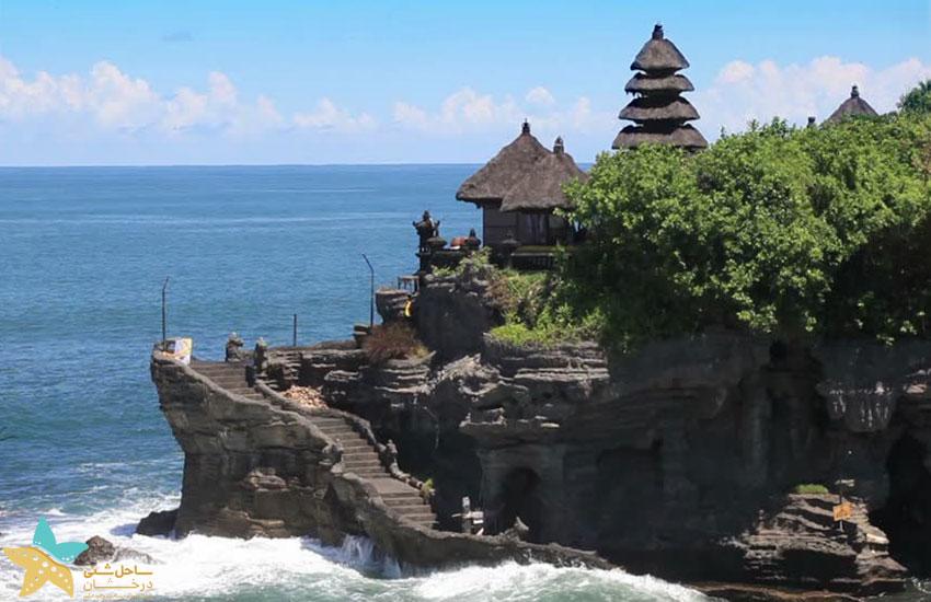 تاریخچه معبد تانالوت اندونزی