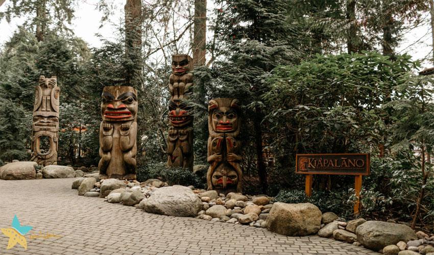 ورودی پارک کاپیلانو