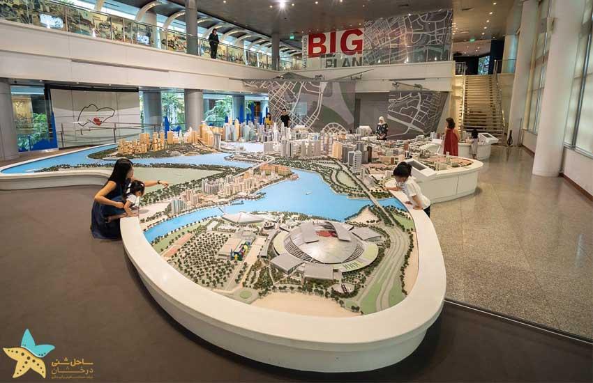 گالری شهری سنگاپور