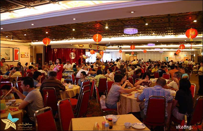 رستوران های محله چینی ها