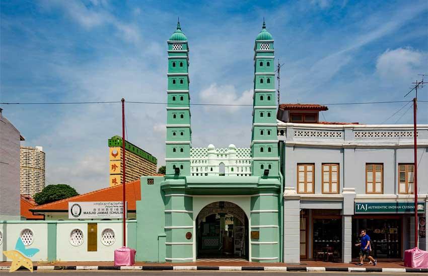 مسجد جامع محله چینیها