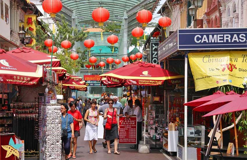 محله چینی ها سنگاپور