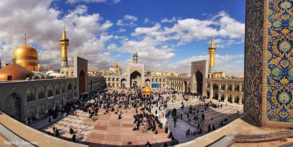 جاذبههای گردشگری مشهد