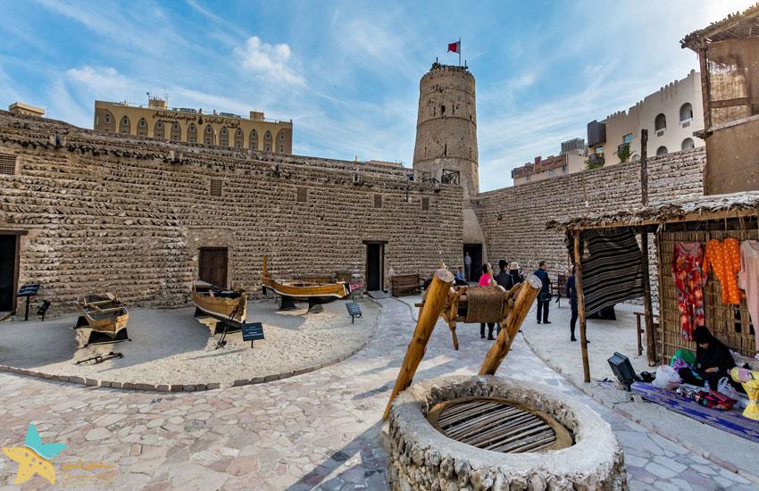 dubai museum | جاهای دیدنی دبی