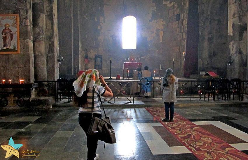 درون صومعه تاتو
