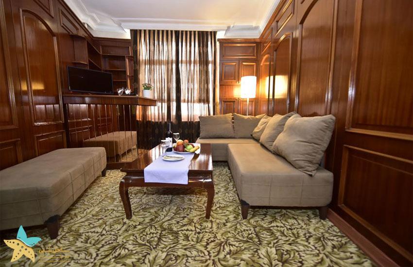 سوییتهای هتل توپکاپی استانبول