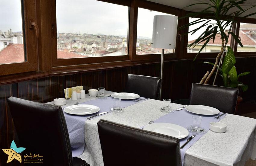 هتل توپکاپی استانبول