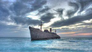 کشتی بونانی