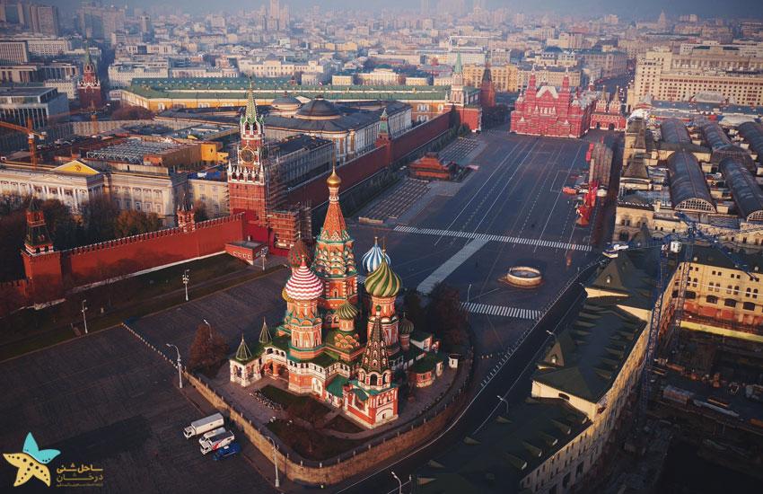 کلیت میدان سرخ مسکو