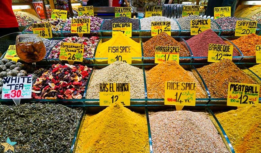 ادویههای بازار
