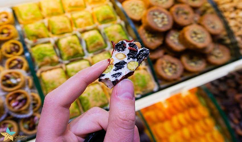 نگاهی به بازار ادویه استانبول | Mısır Çarşısı
