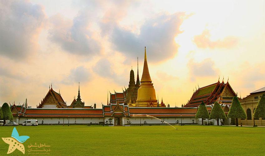 کاخ بزرگ بانکوک