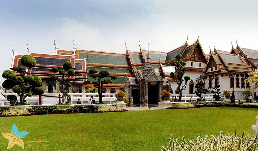 کاخ بزرگ بانکوک | گراند پلاس بانکوک