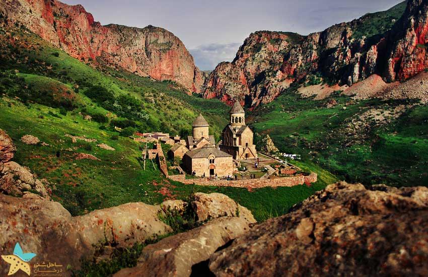 yerevan noravank monastery