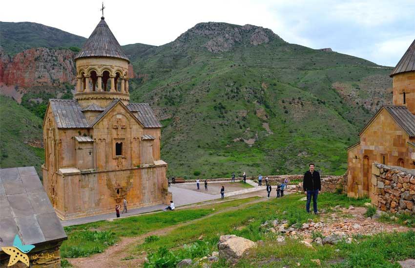 صومعههای ارمنستان
