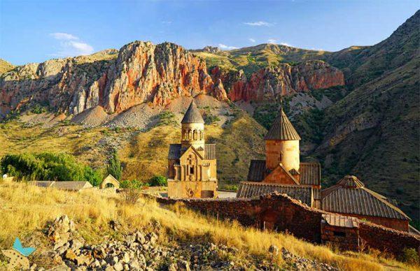 صومعه نوراوانک ارمنستان