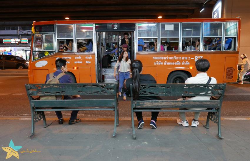 اتوبوس عمومی بانکوک