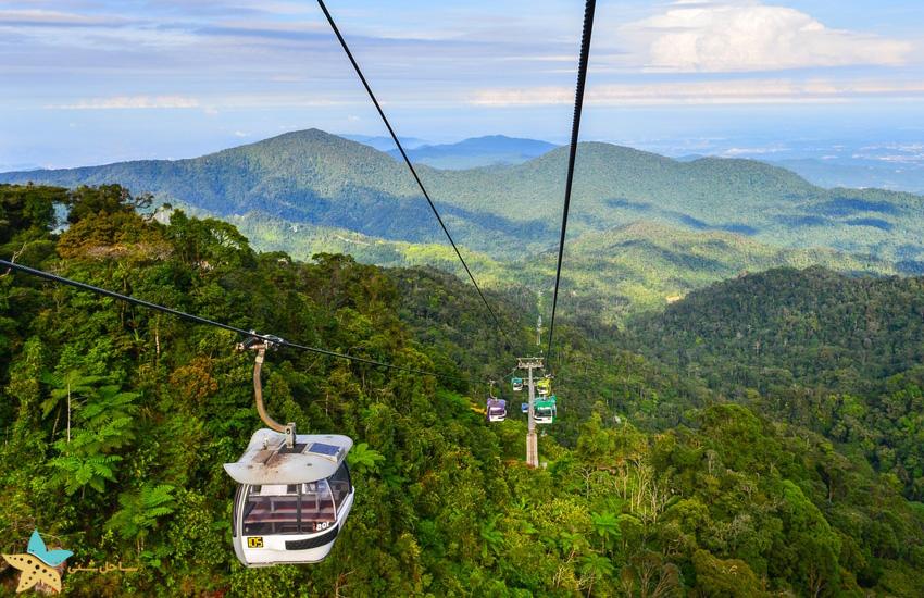 ارتفاعات گنتینگ مالزی