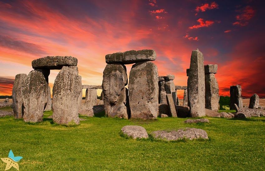 استون هنچ - جاذبههای گردشگری انگلیس
