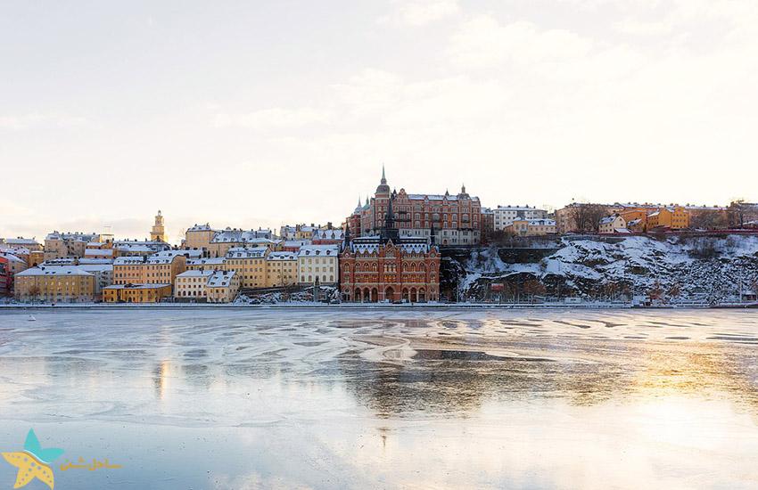 جاذبههای گردشگری سوئد - استکهلم