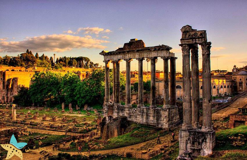 انجمنهای رومی