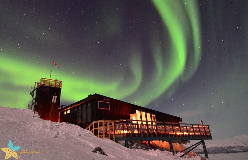 ایستگاه شفق قطبی ابیسکو
