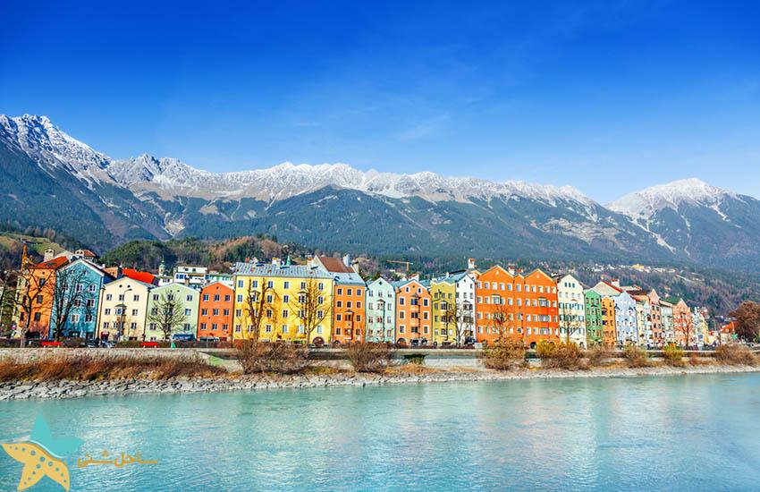 اینسبورگ - جاذبههای گردشگری اتریش