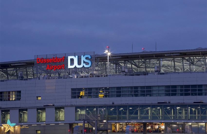 بلیط هواپیما دوسلدورف
