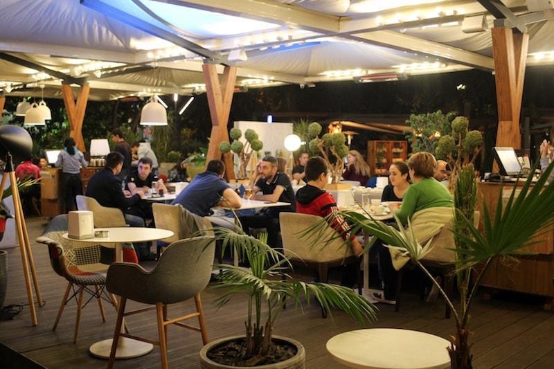 بهترین کافههای ایروان
