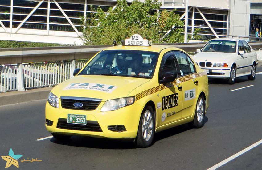 تاکسی ملبورن