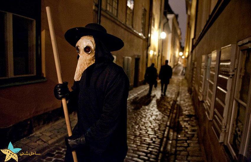 تور شبح استکهلم - جاذبههای گردشگری سوئد