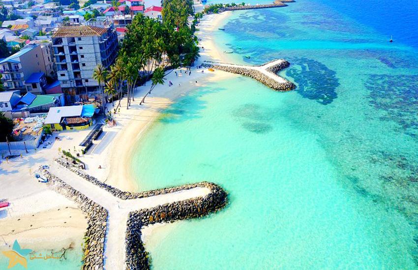 جزیره مافوشی مالدیو