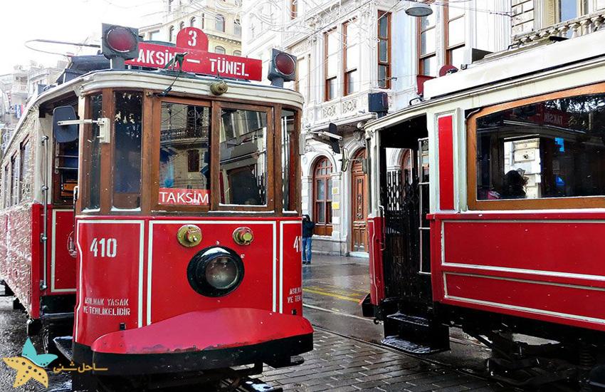حمل و نقل عمومی در استانبول